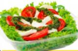 Freshy Salat mit Mozzarella
