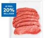 T&G XL Rinds Schnitzel