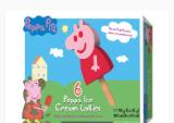 Stieleis Peppa Pig