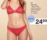 P2 Bikini-Top + Bikini-Hose