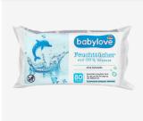 babylove Feuchttücher mit 99 % Wasser