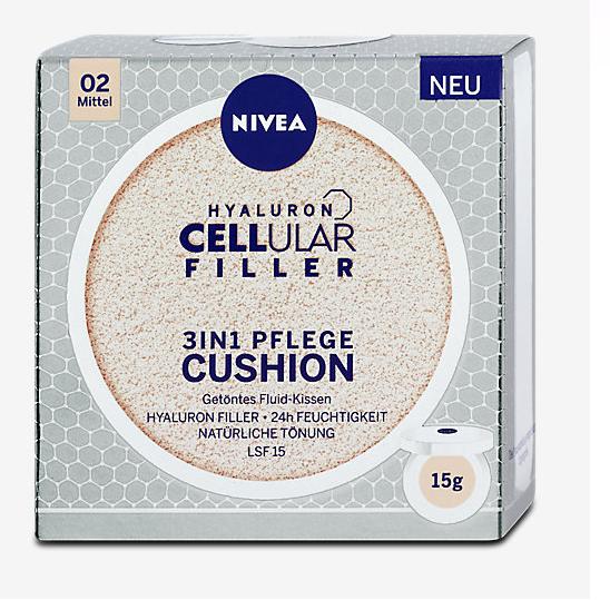 Cellular Filler 3in1 Pflege Cushion