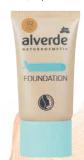 alverde Make-Up Sensitive 30 ml Farben sort.