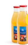 BIO vom BERG Tiroler Bio Apfelsaft