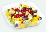 Obstmix saisonal mit Granatapfelkernen