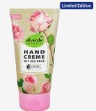 Handcreme mit Bio-Rose