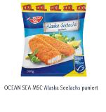 Ocean Sea MSC Alaska Seelachs