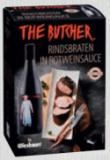 The Butcher Rindsbraten in Rotweinsauce