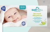 BABYWELL Baumwoll- Pflegetücher
