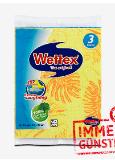 Wettex Schwammtücher