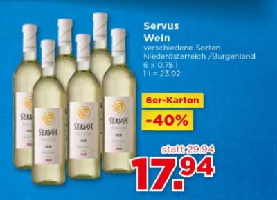 Servus Wein
