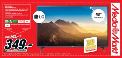 LG 43UM7050 UHD Smart TV