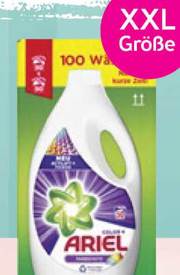 ARIEL Waschmittel Pulver od. Flüssig