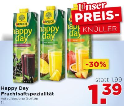 Happy Day Fruchtsaftspezialität