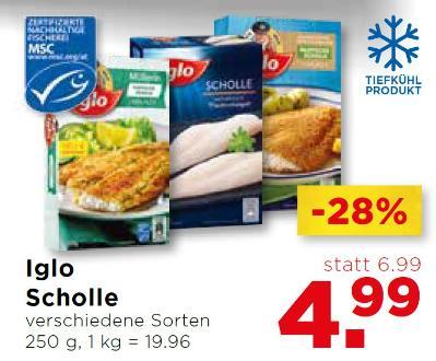 Iglo Scholle