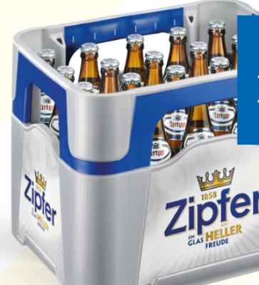 -25% auf alle Zipfer Biere