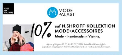 Mode Palast -10 % auf N.SHROFF-KOLLEKTION MODE + ACCESSOIRES