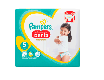 PAMPERS PREMIUM PROTECTION Pants Value Pack