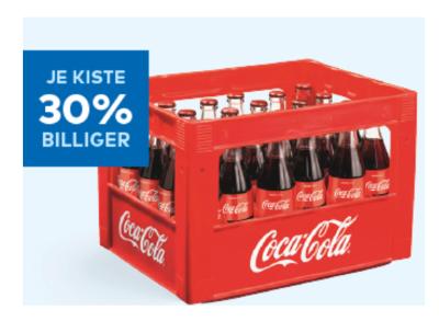 Coca-Cola versch. Sorten, Mezzo Mix, Fanta oder Sprite