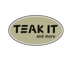 Teak-It Logo