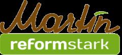 Martin reformstark Logo