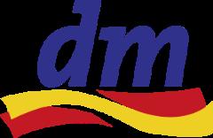 dm Drogeriemarkt Logo